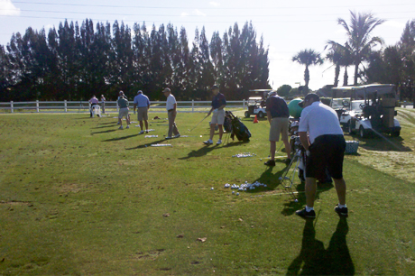 Florida Golf School Golfers Group